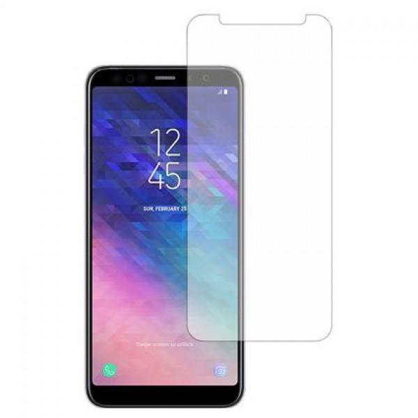 محافظ صفحه نمایش شیشه ای سامسونگ Samsung Galaxy J6 Plus