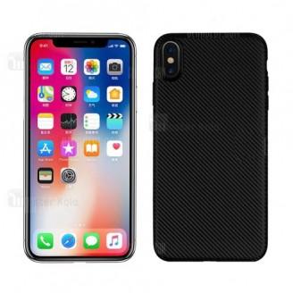 کاور فیبر کربنی Haimen مناسب Apple iPhone XS Max