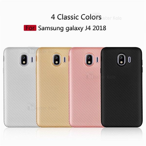 کاور فیبر کربنی Haimen مناسب Samsung Galaxy J4 2018 / J400
