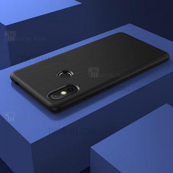 قاب ژله ای طرح فیبر کربنی Kugi مناسب Xiaomi Redmi 6 Pro / Mi A2 Lite