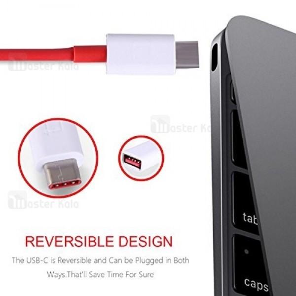 کابل تبدیل تایپ سی OTG وان پلاس OnePlus Type C To USB