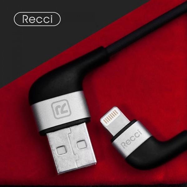 کابل لایتنینگ رسی Recci RCL-J100 Swfit Lightning Cable