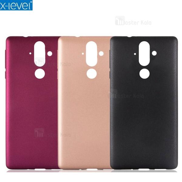 قاب محافظ ژله ای X-Level Guardian مناسب Nokia 8 Sirocco