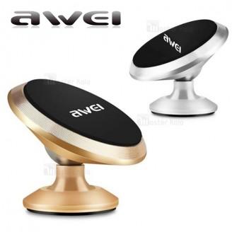 پایه نگهدارنده آهنربایی موبایل اوی مدل Awei X6
