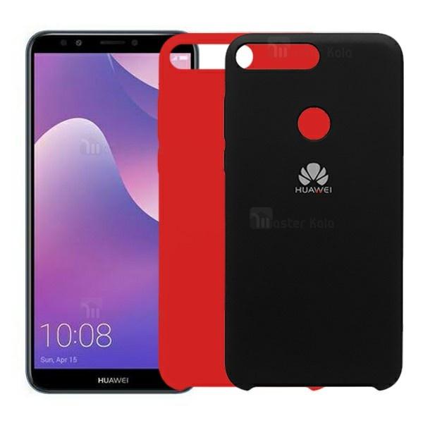 قاب سیلیکونی مناسب هواوی Huawei Y6 2018 / Y6 Prime 2018 /Honor 7A