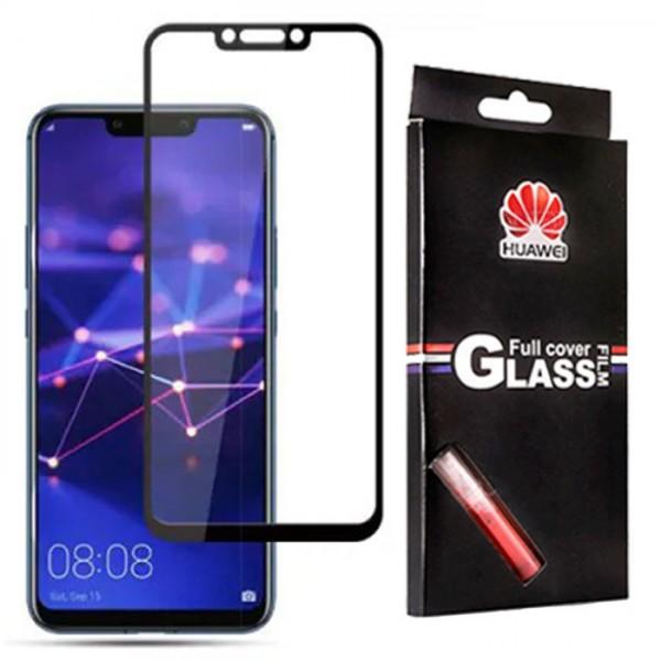 محافظ صفحه شیشه ای تمام صفحه تمام چسب TT هواوی Huawei Mate 20 Lite