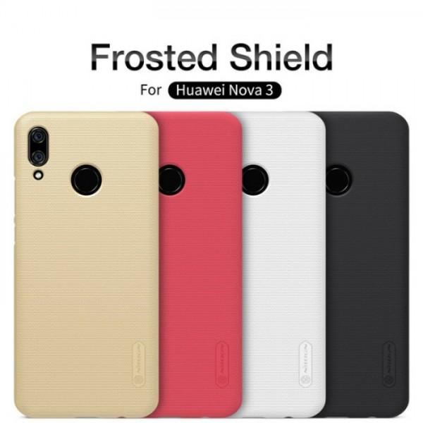 کاور محافظ نیلکین مدل Frosted Shield مناسب Huawei Nova 3