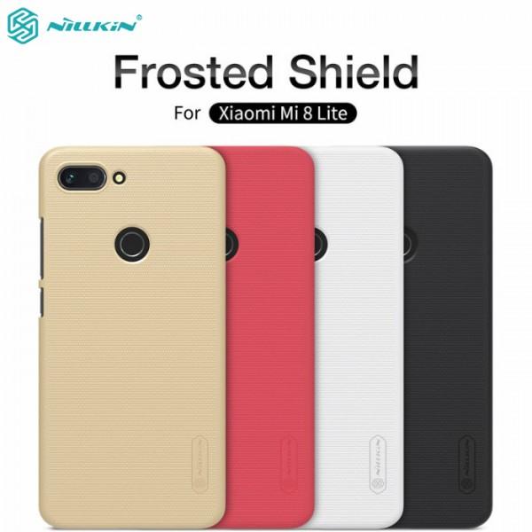 کاور محافظ نیلکین مدل Frosted Shield مناسب Xiaomi Mi 8 Lite