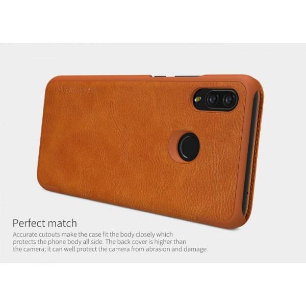 کیف چرمی نیلکین هواوی Huawei Nova 3i / P Smart Plus Nillkin Qin