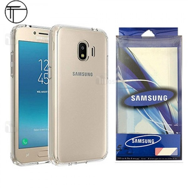 قاب ژله ای پشت کریستالی TT مناسب Samsung Galaxy J2 Core 2018