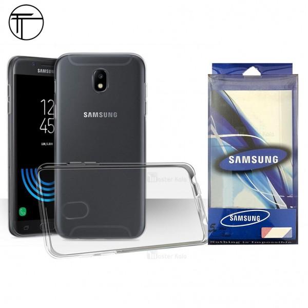 قاب ژله ای پشت کریستالی TT مناسب Samsung Galaxy J4 2018 / J400F