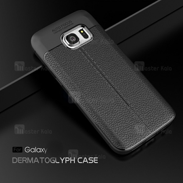 قاب محافظ ژله ای طرح چرم Samsung Galaxy Note 5 / N920 مدل Auto Focus