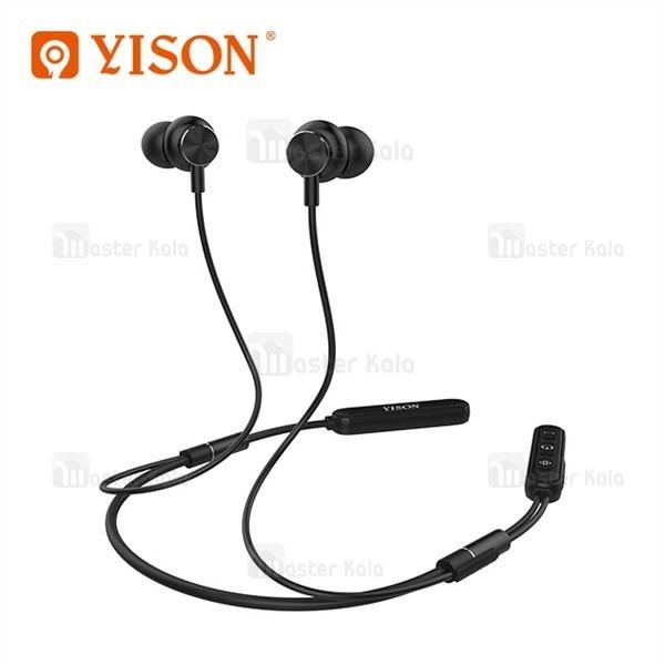 هندزفری بلوتوث گردنی مگنتی وایسون YISON E3 Stereo Earphones