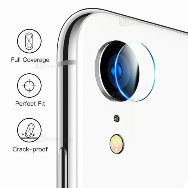 محافظ لنز دوربین شیشه ای موبایل مناسب Apple iPhone XR