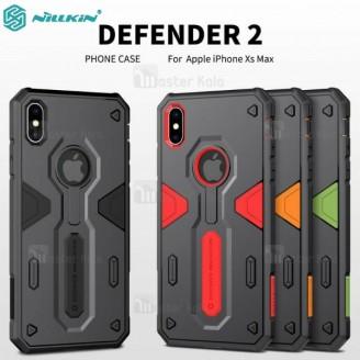 کاور محافظ نیلکین مدل Defender II مناسب Apple iPhone XS Max