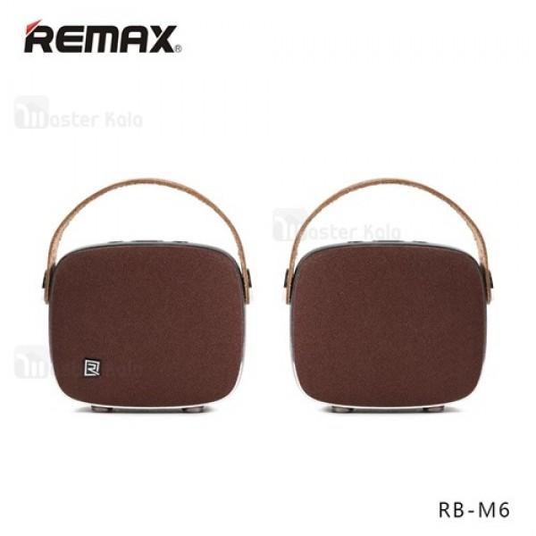 اسپیکر بلوتوث ریمکس Remax M6 Speaker Portable Desktop