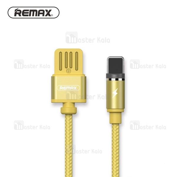 کابل مگنتی لایتنینگ 1.0 آمپری ریمکس Remax RC-095i Magnetic Cable