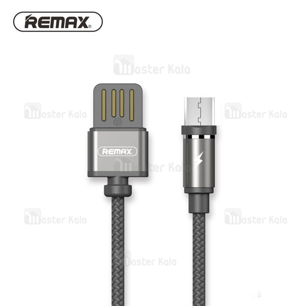 کابل مگنتی میکرو یو اس بی 1.5 آمپری ریمکس Remax RC-095m Magnetic Cable