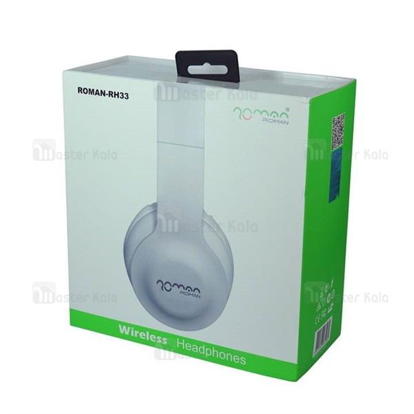 هدفون بلوتوث رومن Roman RH33 Wireless Headphone