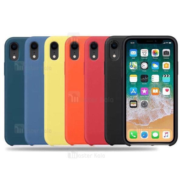 قاب سیلیکونی مناسب آیفون Apple iPhone XR