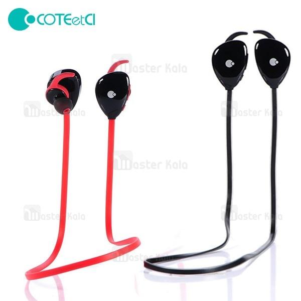 هندزفری بلوتوث ورزشی کتتسی COTEetCI E1 IN-EAR Wireless Sport