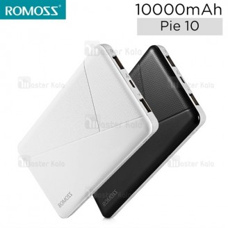 پاوربانک 10000 میلی آمپر روموس ROMOSS PIE 10 Power Bank