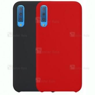 قاب سیلیکونی سامسونگ Samsung Galaxy A7 2018 / A750