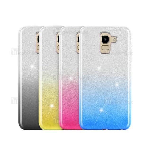 قاب ژله ای اکلیلی Fshang Belkin مناسب Samsung Galaxy J6 2018 / J600