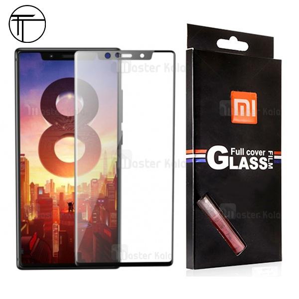 محافظ صفحه شیشه ای TT تمام صفحه تمام چسب Xiaomi Mi 8 SE / Mi8 SE