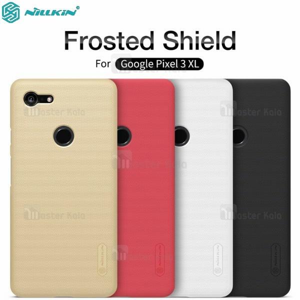 قاب محافظ نیلکین گوگل Google Pixel 3 Xl Nillkin Frosted Shield