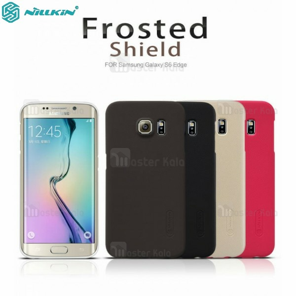 قاب محافظ نیلکین سامسونگ Samsung Galaxy S6 Edge Nillkin Frosted Shield
