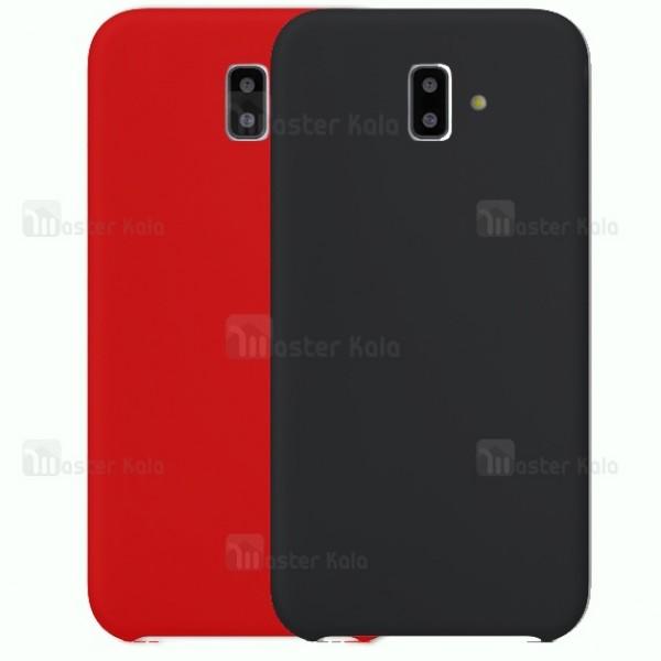 قاب اصلی سیلیکونی سامسونگ Samsung Galaxy J6 Plus