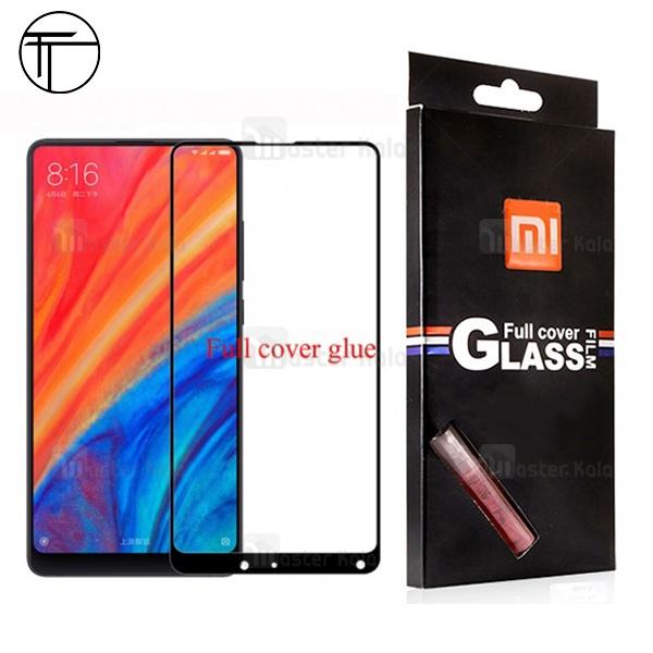 محافظ صفحه شیشه ای TT تمام صفحه تمام چسب Xiaomi Mi Mix 2s
