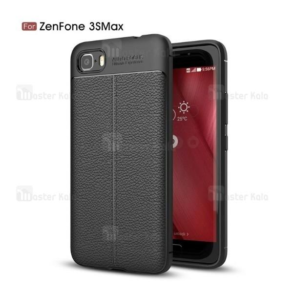 قاب ژله ای طرح چرم Becation Auto Focus مناسب Asus Zenfone 3s Max ZC521TL