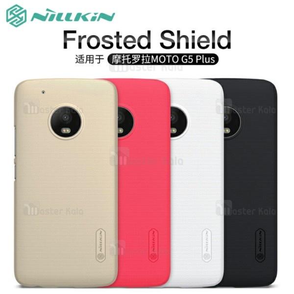 قاب محافظ نیلکین موتورولا Motorola Moto G5 Plus Nillkin Frosted Shield