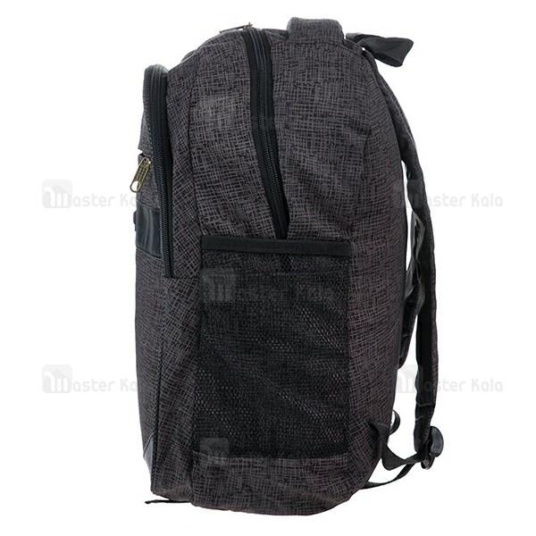 کوله پشتی لپ تاپ Paloalto Color-KP607 مناسب لپ تاپ 15.6 اینچی