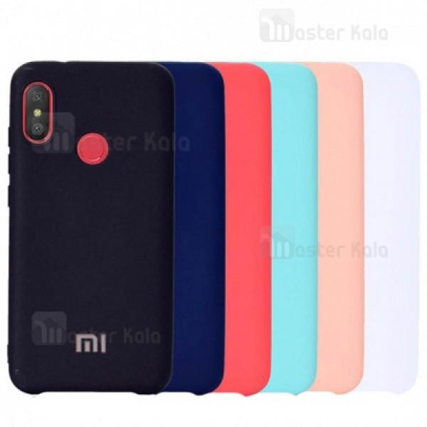 قاب سیلیکونی مناسب Xiaomi Mi A2 Lite / Redmi 6 Pro Silicone Case
