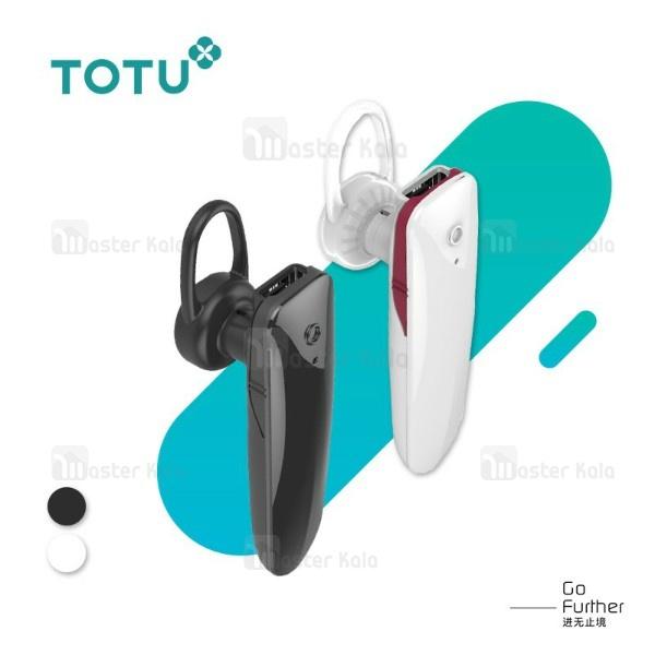 هندزفری بلوتوث توتو TOTU AUB10 Universal Bluetooth Headset