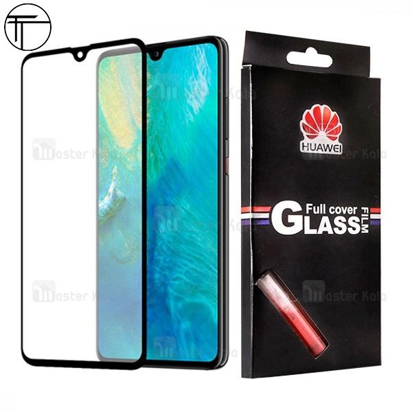 محافظ صفحه شیشه ای تمام صفحه تمام چسب TT برای Huawei Mate 20 X