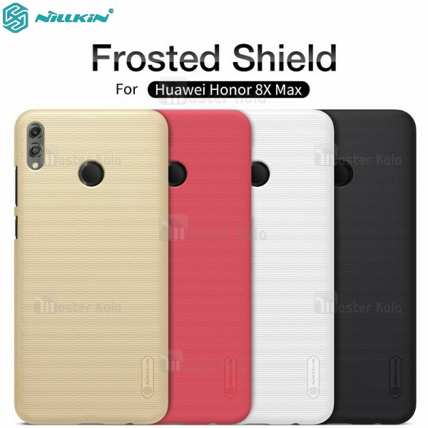 قاب محافظ نیلکین هواوی Huawei Honor 8X Max Nillkin Frosted Shield