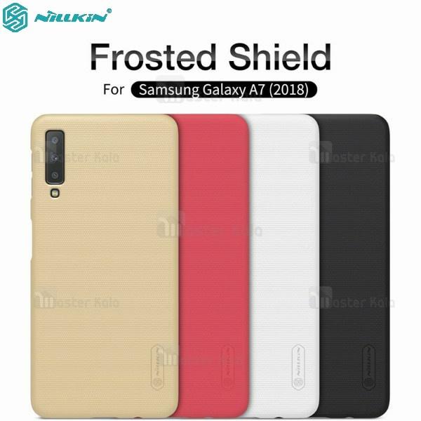 قاب محافظ نیلکین سامسونگ Samsung Galaxy A7 2018 Nillkin Frosted Shield