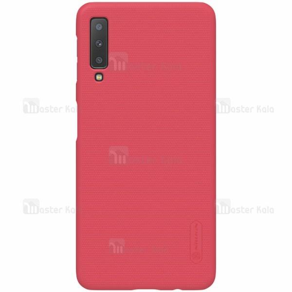 کاور محافظ نیلکین مدل Frosted Shield مناسب Samsung Galaxy A7 2018 / A750