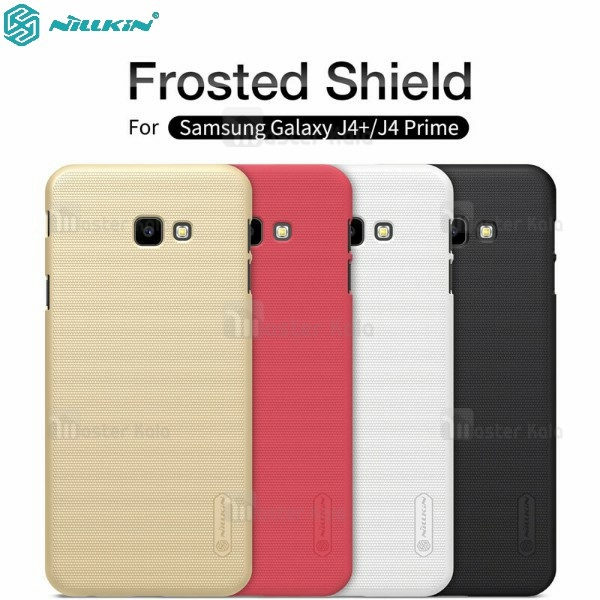 قاب محافظ نیلکین سامسونگ Samsung J4 Plus/J4 Prime Nillkin Frosted Shield