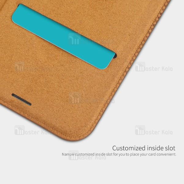 کیف چرمی نیلکین سامسونگ Samsung Galaxy A7 2018 Nillkin Qin