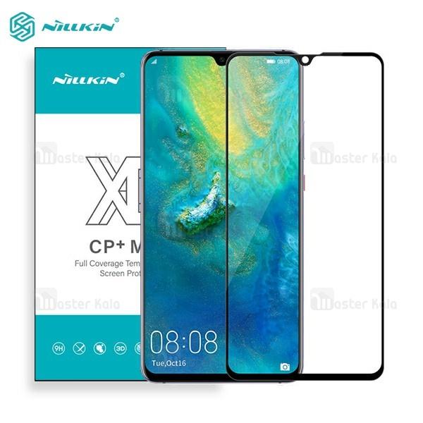 محافظ صفحه شیشه ای تمام صفحه نیلکین هواوی Huawei Mate 20 X XD CP+ Max