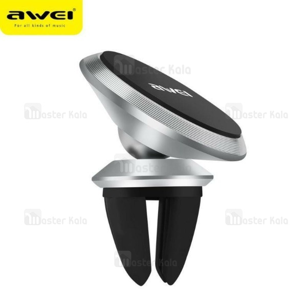 هولدر و پایه نگهدارنده آهن ربایی اوی Awei X5 Magnetic مناسب دریچه کولر