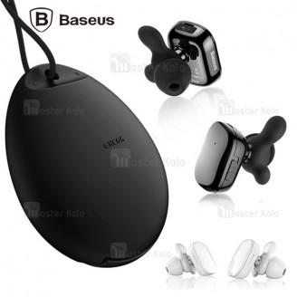 هندزفری بلوتوث دو تایی بیسوس Baseus W02 TWS