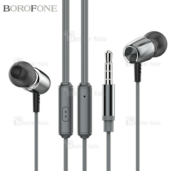 هندزفری سیمی Borofone BM15 Umelody Wired Headphone
