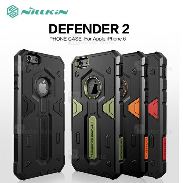 گارد محافظ نیلکین آیفون Apple iPhone 6 / 6S Nillkin Defender II