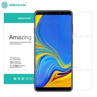 محافظ صفحه شیشه ای نیلکین Samsung Galaxy A9 2018/A9s/A9 Star Pro Nillkin H+ Pro